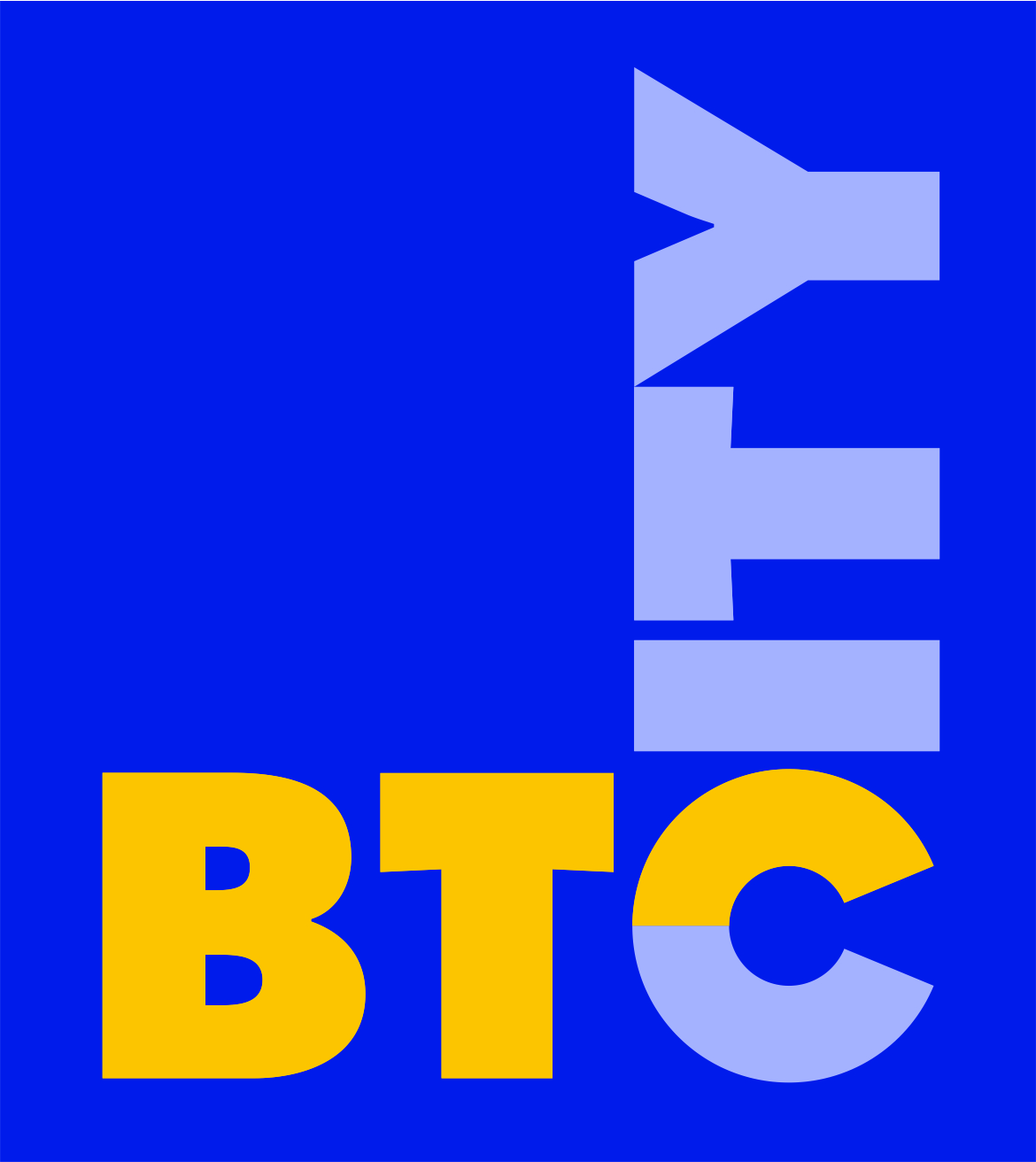 BTC City znak